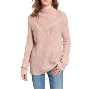 French Connection Mathilde Mock Neck Sweater NWT